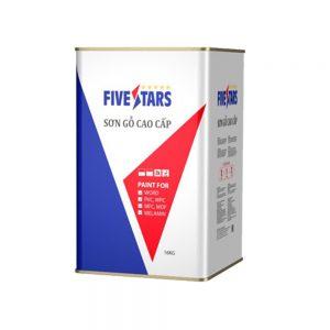 Sơn Trắng 2K - Acrylic FIVESTARS